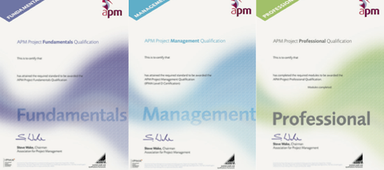 Pass APM Professional Qualifications